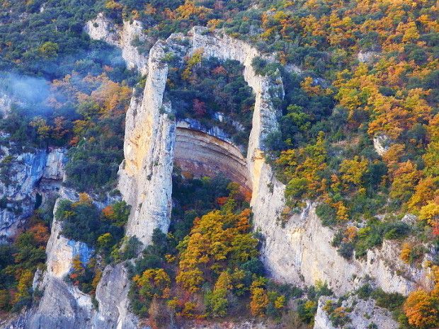 Mont rebei gorge in Catalonia, Spain 2