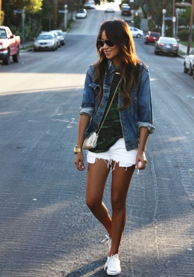 Ways To Wear Your Converse Sneakers 3