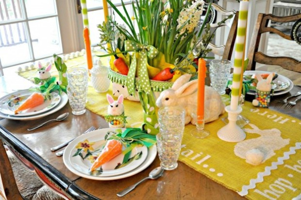 awesome-easter-table-decorated-with-round-shape-idea-and-easter.