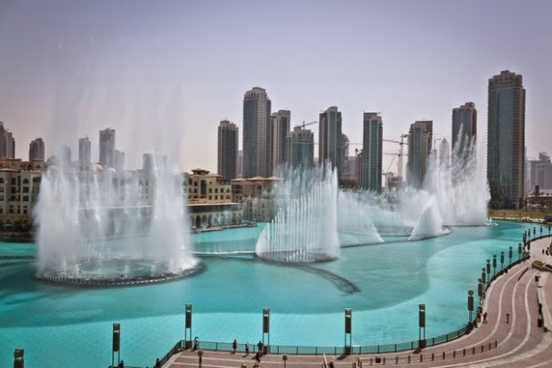 The.Dubai.Fountain