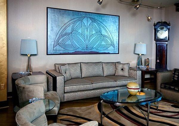 Art Deco Living Room Design Ideas My Daily Magazine