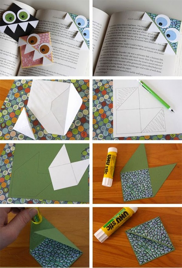 Easy craft ideas for kids to make at home my daily for How to make easy crafts step by step