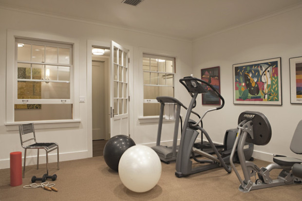 Source · Home Gym Design Ideas