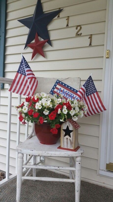 4th Of July Decorations Ideas For Your Home My Daily