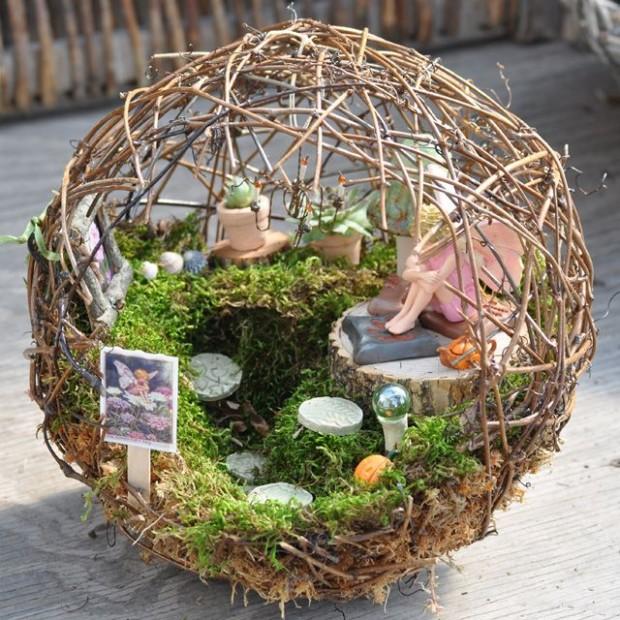 Amazing Mini Fairy Garden ideas 5