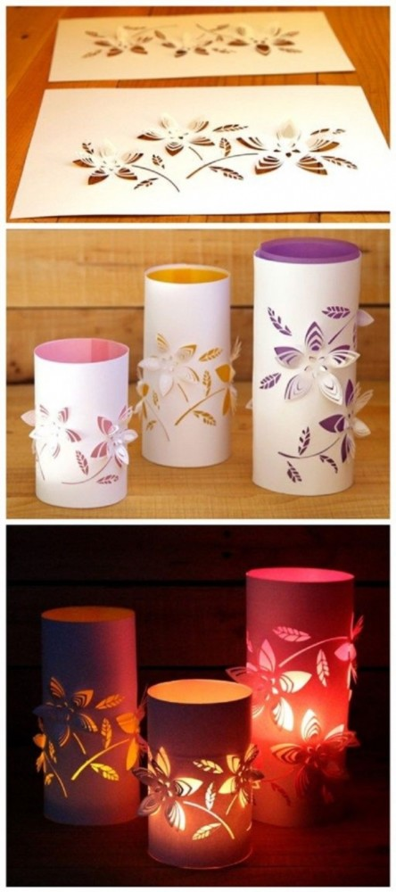 Arts and crafts ideas my daily magazine architecture - Arts and crafts with paper ...