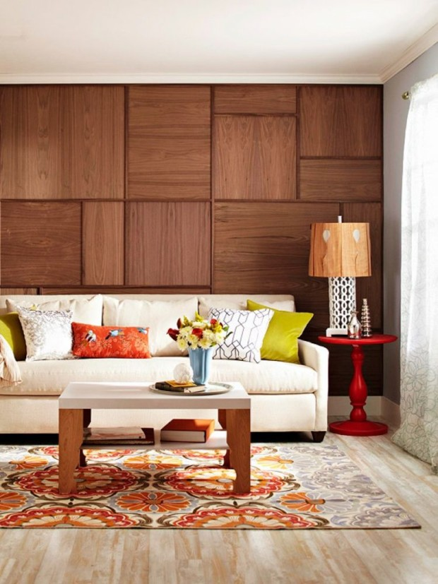 Wood Wall Cladding: DIY Reclaimed Wood Wall Panels