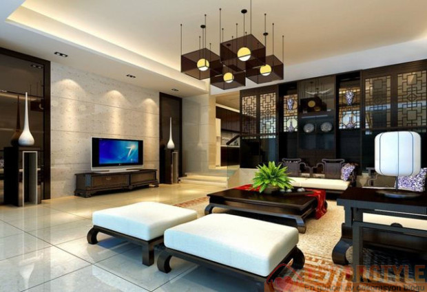 Modern lighting ideas for your home my daily magazine for Modern living room 2016
