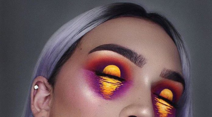 Sunset Eyeshadow Is The Must-Try Makeup Trend