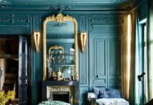 Teal Interior Is Taking Over Instagram