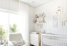 White Nursery Ideas That Are Anything But Boring
